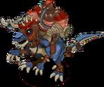 S raider raptor rider 55 front