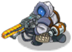 S sniper railgun front