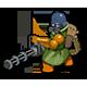 Uniticon-heavy gunner