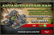 Adv Repair Bay Sale September 2014