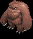 S bigfoot adult front