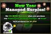 New Year Nanopod Surplus