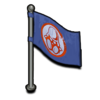 Deco-BlueFlag