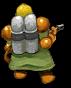 Hero cast perkins flamecostume