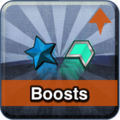 Boosts Button