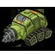 Veh tank drill icon