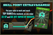 Skill Point Extravaganza