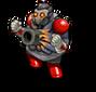 S trooper zombie cannon 55