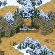 Bigfoot Country Exterior
