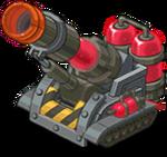 Veh cannon plasma front