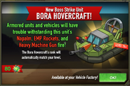 Bora Hovercraft