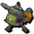 Veh anti aircraft gun regular icon