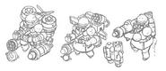 AeroJetpack Sketch