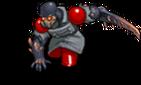 S trooper zombie ninja 55