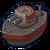 Ship ironclad icon