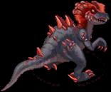 S raptor zombie b back