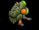 S trooper zombie spitter b back