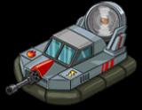 Veh hovercraft front