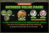 October Value Pack 20-29