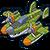 Air seaplane icon
