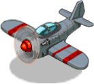 Air ww2 fighter front
