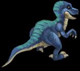 Raptor back