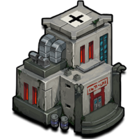 Comp mil hospital zombies icon