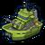 Ship battleship med icon