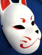 Kitsune mask 2 by mishutka-d3fpd7z