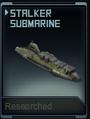Stalker Sub