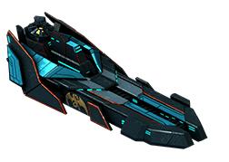 Greta's Nuclear Cruiser