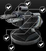 Assault Cannon D33-X Main Pic