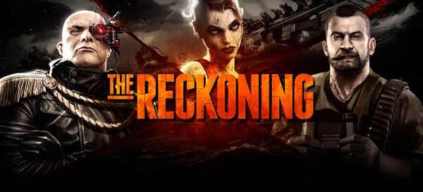 The Reckoning Event Cover Photo