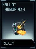 Alloy Armor MX-1