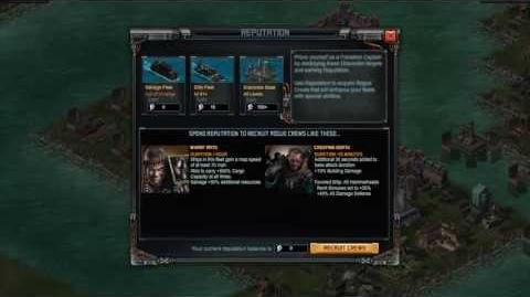Battle Pirates Rogue Crews