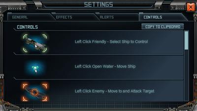 Set5 - controls