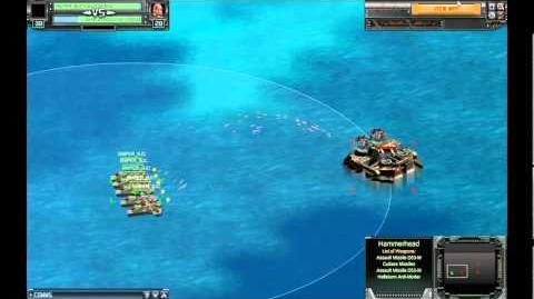 Battle Pirates Base Invaders IV-1
