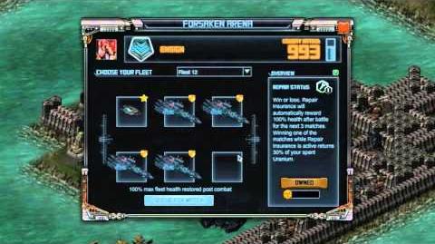 Battle Pirates Forsaken Arena