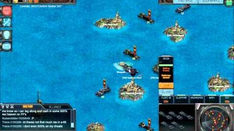 Battle Pirates Lightning Fall Raid Day 2