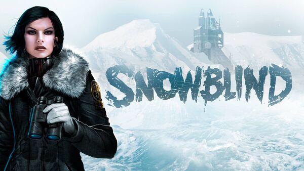 Snowblind Event Cover Photo