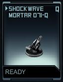 Shockwave Mortar D71-Q