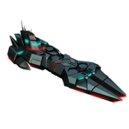 Strike Cruiser R5