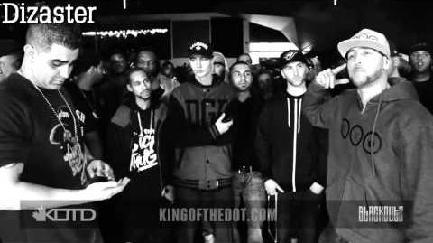The Best of Battle Rap - Arcane (Part 1) Ft Bars vs Bender, Dizaster, TheSaurus, PH + More