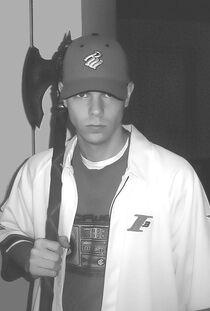 Axe battle rapper 2003