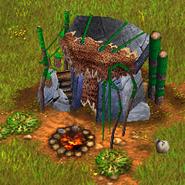 Wolf Peasant Hut