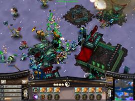 Battle Realms screenshot