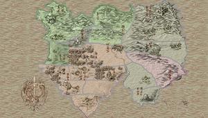 Battle Realms Map