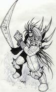 Wolf Hero Longtooth