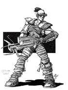 Serpent Crossbowman