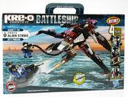 Kre-O Battleship Alien Strike PKG